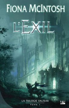 L'Exil - éditon reliée