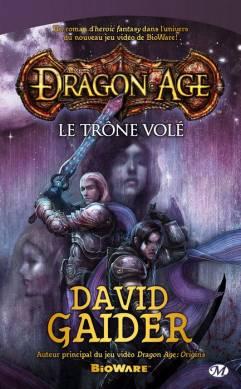 Dragon Age : Le Trône volé