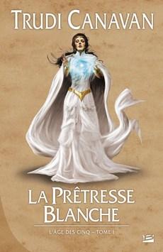 La Prêtresse blanche - Édition brochée