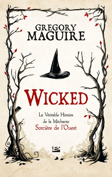 a fictional aspect of disability in wicked by gregory maguire A lion among men: volume three in the wicked  return to a darker oz with gregory maguire  maguire's wizardlike grasp over every aspect of this reinvented .
