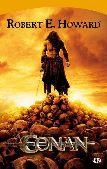 Robert E. Howard - Serie Conan le Barbare