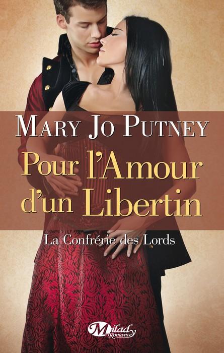 Pour L'Amour D'Un Libertin  - Mary Jo Putney
