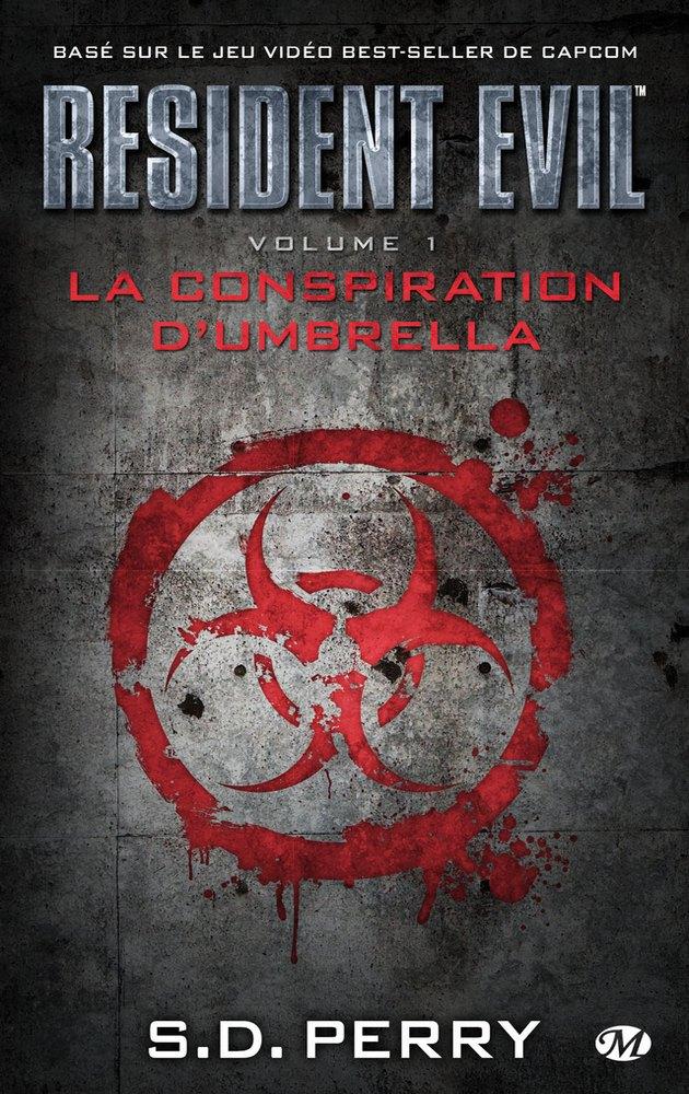 Resident Evil : La Conspiration d