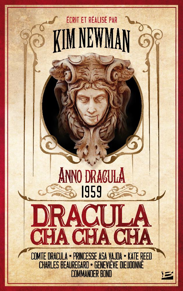 Anno Dracula Tome 2 : Dracula Cha Cha Cha 9782352948575_org