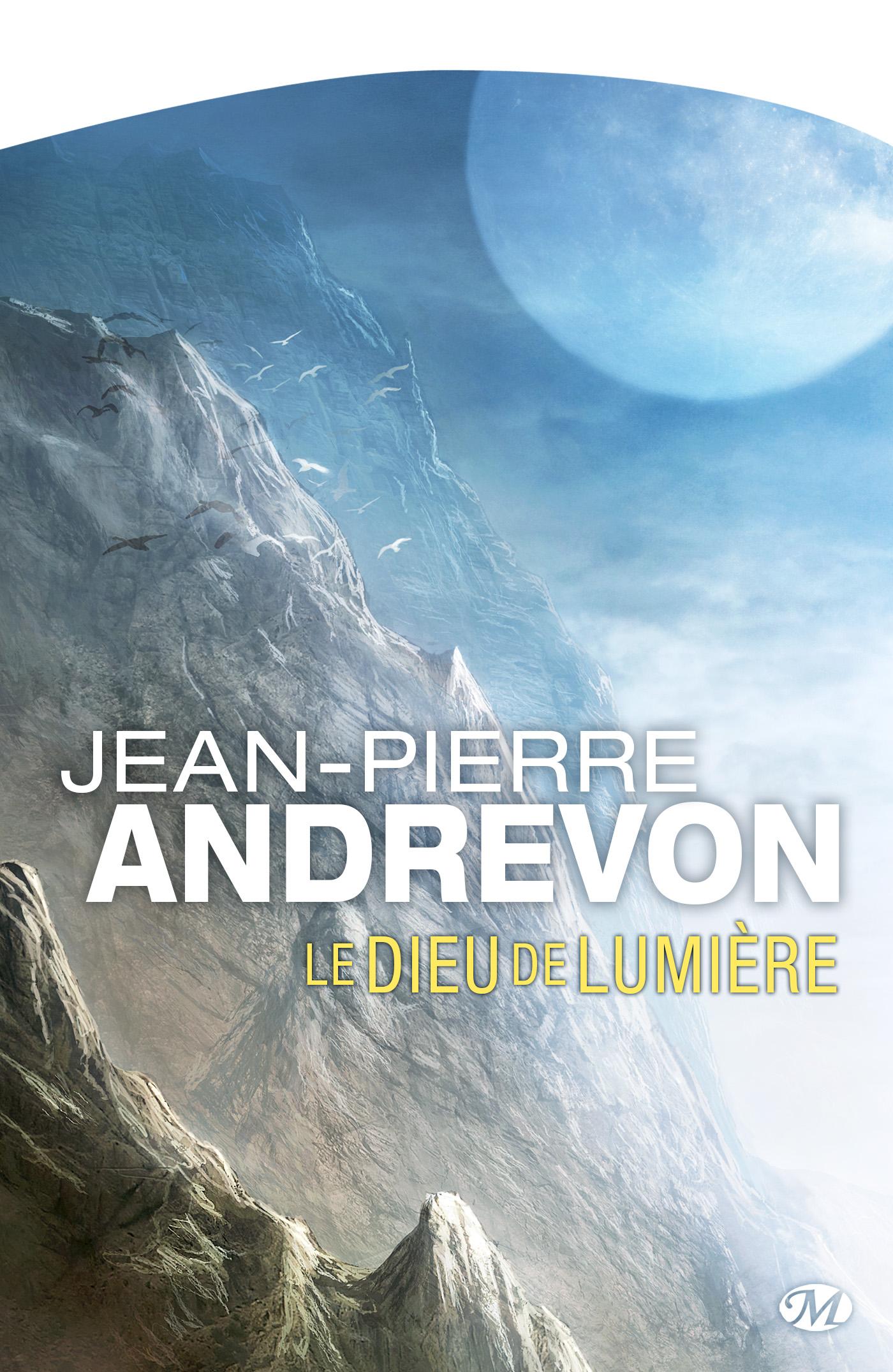 Le Dieu de lumière (Jean-Pierre Andrevon)