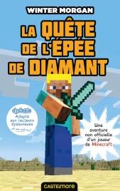 La Quête de l'épée de diamant - édition DYS