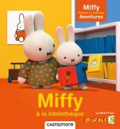 Miffy à la bibliothèque
