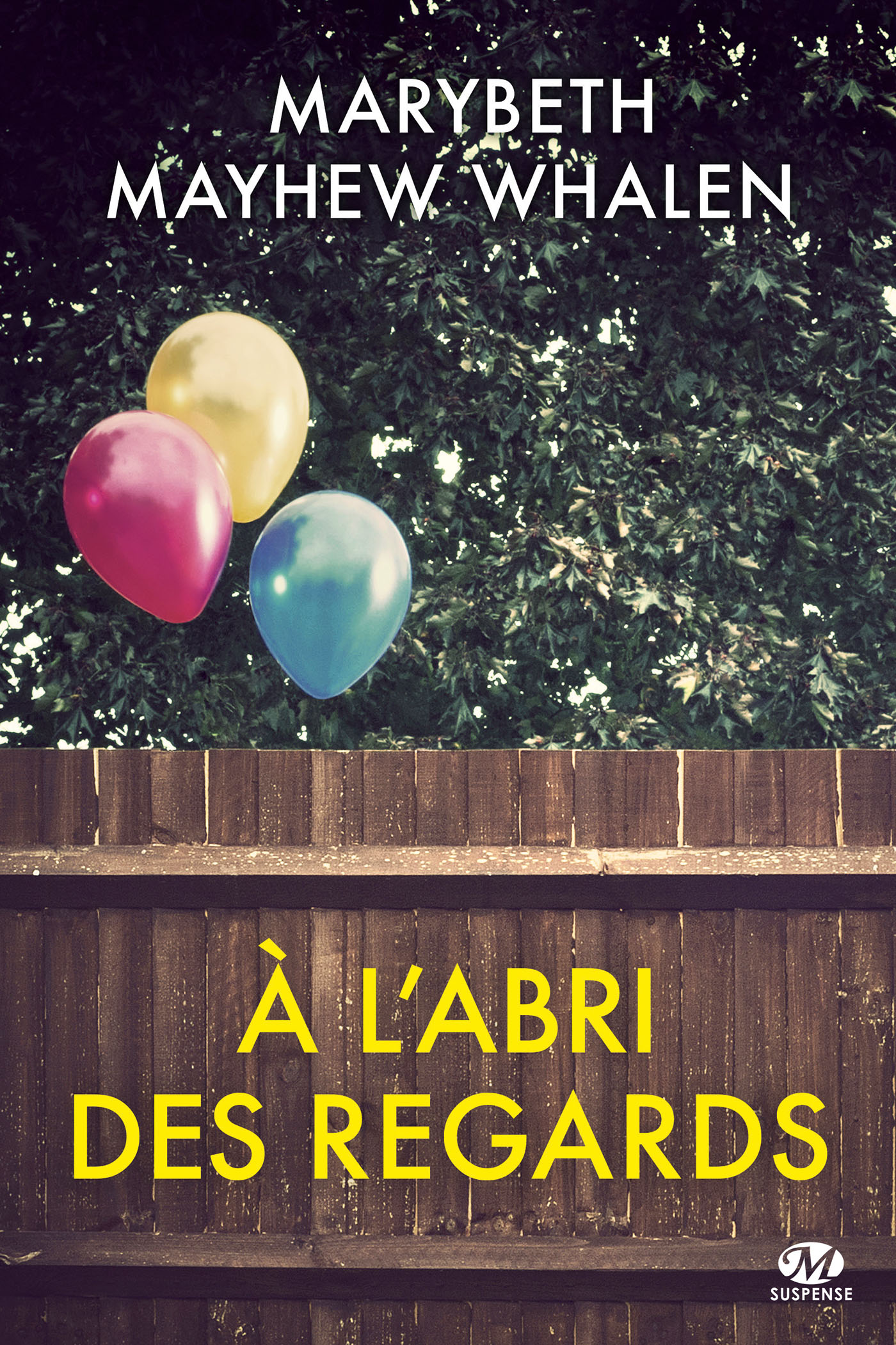 A l'abris des regards de Marybeth Mayhew Whalen