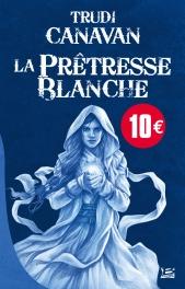 La Prêtresse blanche - 10 ans 10 euros