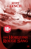 Des horizons rouge sang - 10 ans 10 euros