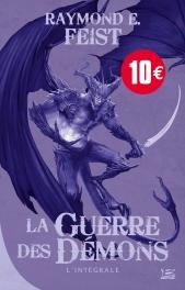 La Guerre des démons - L'Intégrale - 10 ans 10 euros