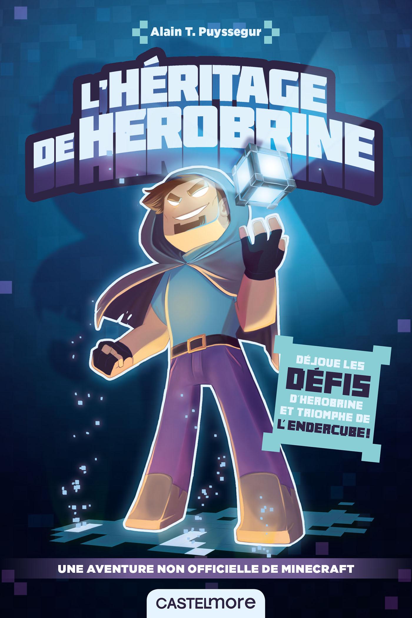 Minecraft Couv%20LHeritage%20dHerobrine_org